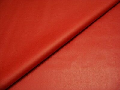 """25 x RED SHEETS OF ACID FREE TISSUE WRAPPING PAPER SIZE 450 X 700MM 18 X 28"""""""