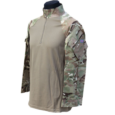 Genuine Issue British Military Mtp Pcs Ubacs Shirt Mkii Version - New