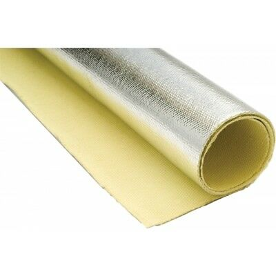 "Thermo Tec Kevlar Radiant Heat Shield Protection Barrier 26"" x 40"""