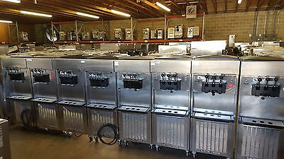 8x Electrofreeze SL500 Soft Serve Frozen Yogurt Ice Cream Machine Warranty