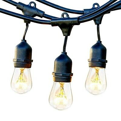 Brightech Ambience Pro Commercial Grade Outdoor Light Strand