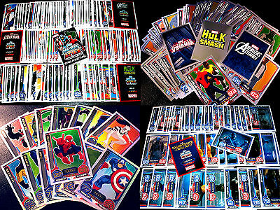 Topps Marvel HERO ATTAX-Guardians of the Galaxy Sammelkarten Trading Card Game