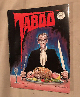 TABOO # 1 Spiderbaby 1988, Excellent Condition!