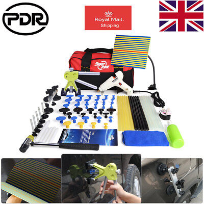 PDR Kit Dent lifter Line Board Glue Gun Paintless Dent Removal Dent Repair Tool