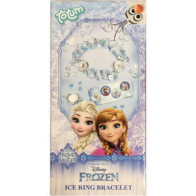 Totum 685000 Disney FROZEN - Die Eiskönigin Minibox Ice Ring Bracelet