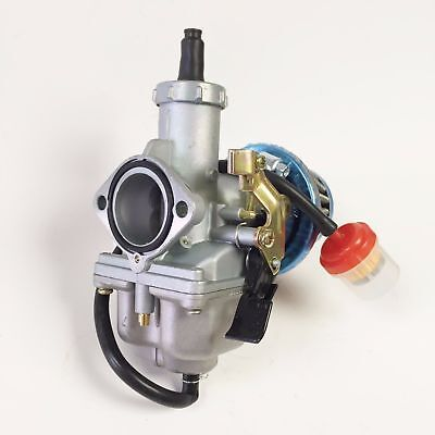 CARBURETOR WITH AIR FILTER FOR HONDA BIGRED ATC200 ATC200E ATC200M TRIKE