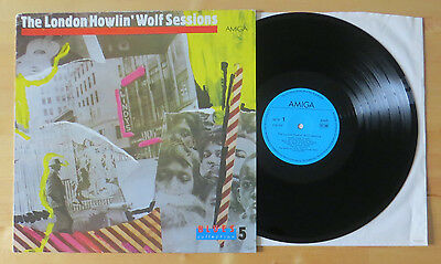 LP The London Howlin' Wolf Sessions