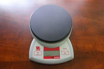 Ohaus  CS5000 Compact Portable Bench Scale, Balance,5000 g