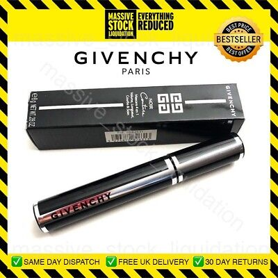 Givenchy Black Mascara Couture 4in1 Eye Contour Liner Volume Length Curl Care