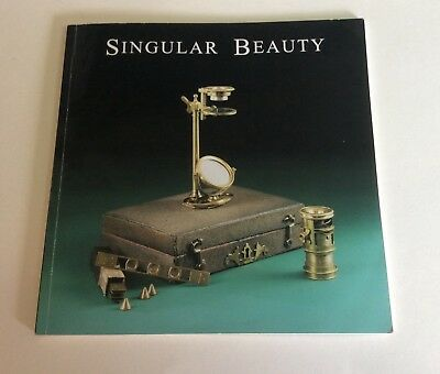 Antique Microscope Reference Book.