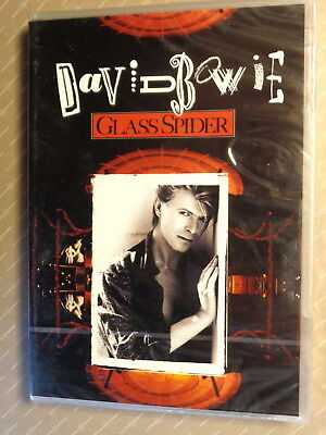 David Bowie  -  Glass Spider  -  Dvd 2007   Nuovo E Sigillato