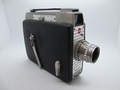 VIntage Cine Kodak Royal 16mm Magazine Movie Camera
