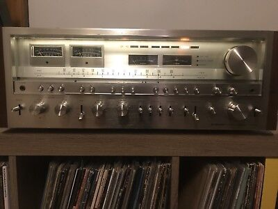 Pioneer SX-1980 Stereo Receiver Professionally Serviced w/ Warranty (NO RESERVE)