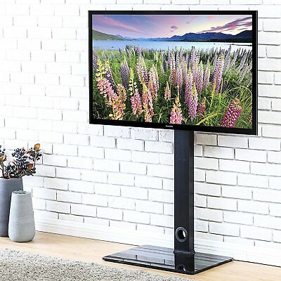 Floor Universal TV Stand With Swivel Mount For 26-55 inch Vizio Flat Screen TV