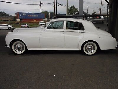 1960 Rolls-Royce Silver Cloud  1960 ROLLS-ROYCE SILVER CLOUD with GM Motor & Transmission. Wedding Car Must See