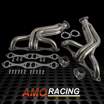 Stainless Steel Headers Fits 1955-57 SBC Small Block Chevy Bel Air