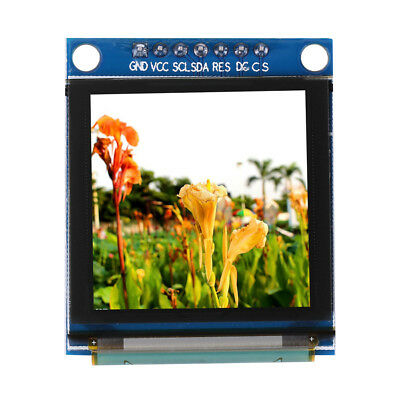 1.5'' inch OLED 128X128 Color LCD Display Module SSD135/SSD1351 for Arduino New
