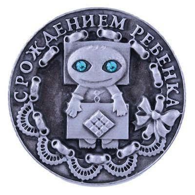 NEW ARRIVAL ancient silver Cute Russian coin