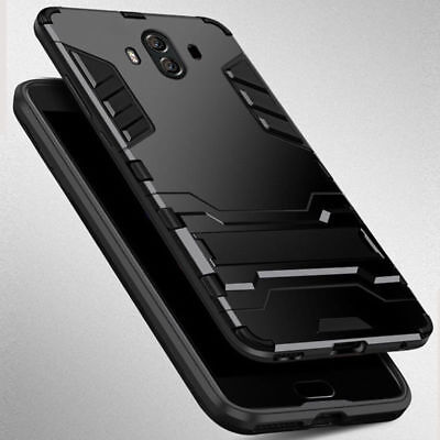 Shockproof Hybrid Armor Rubber Back Case Cover For Huawei Mate 10 / Mate 10 pro
