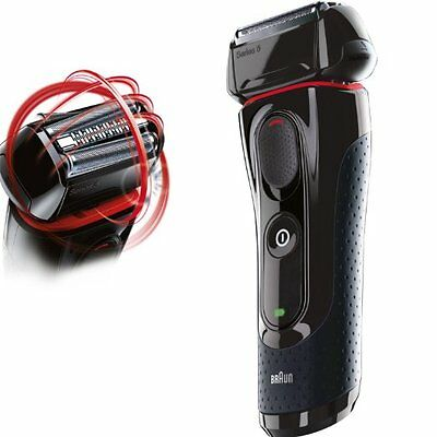 Electric Shaver Wet Dry Series 5 Cordless Rechargeable Foil Trimmer Shower  New
