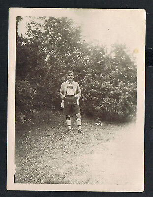 FOTO vintage PHOTO, Lederhose, kurze Hose, shorts, leather pants, /135ab