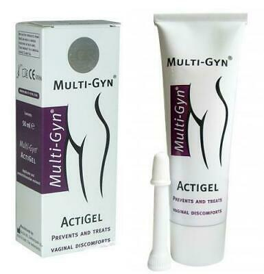 Multi-Gyn Actigel Treats and Prevents Bacterial Vaginos 50ml