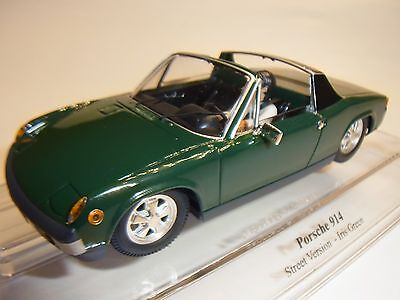 SRC Porsche 914 Street Version Green 02002 Limited Slot Car Racing Track 1:3 2