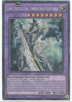Yu-Gi-Oh! Combattente Delle Lame, L'ammazza Draghi Soldato Spada Mp16-It210