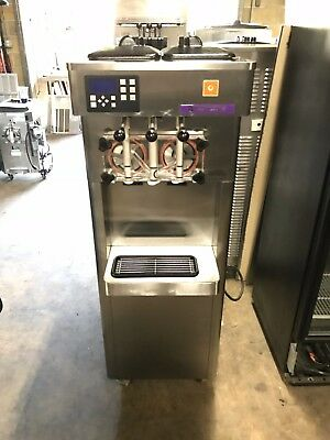 2013 Stoelting F231 Soft Serve Frozen Yogurt Ice Cream Machine Warranty 1ph H2O