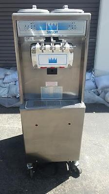 2010 Taylor 794 Soft Serve Frozen Yogurt Ice Cream Machine Warranty 1Ph Air