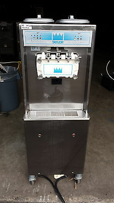 2008 Taylor 794 Soft Serve Frozen Yogurt Ice Cream Machine Warranty 3Ph Water
