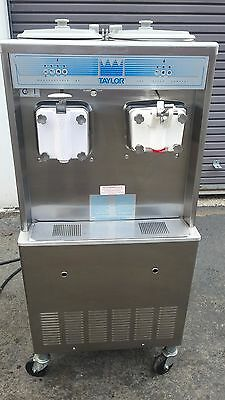 2013 Taylor 632 Soft Serve Frozen Yogurt Ice Cream Machine Warranty 3Ph Air