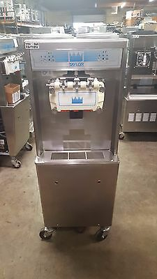 2008 Taylor 794 Soft Serve Frozen Yogurt Ice Cream Machine Warranty 3Ph Air