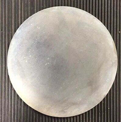 """1/4"""" Stainless Steel 304 Plate Round Circle Disc 5'' Diameter (.25"""")"""