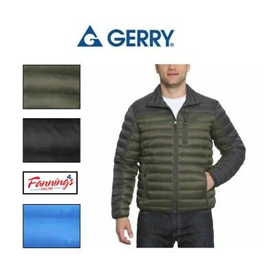 SALE! *NEW* Gerry Men's Sweater Down Jacket Coat VARIETY SIZES AND COLORS!