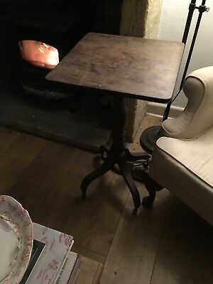 Antique Regency Wine Table