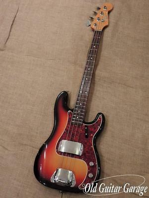 Fender 1966 Precision Bass Used Electric Bass FREE Shipping