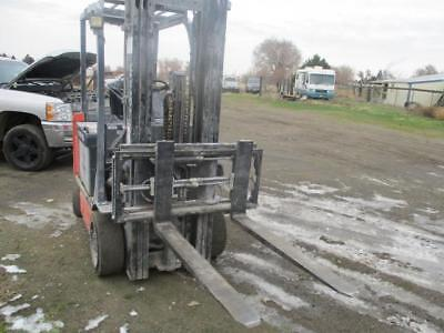 Toyota 8Fbcu30 Forklift   With Side Shifter  Bank Repo No Reserve