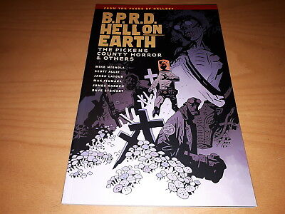 Mike Mignola B.P.R.D. Hell on Earth TPB #5 The Pickens County Horror - US Dark H