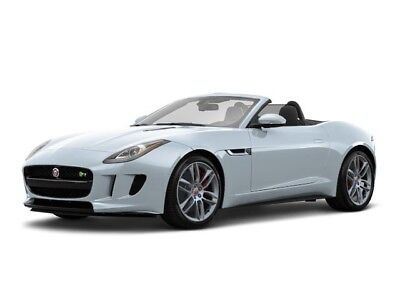 2016 Jaguar F-Type R Convertible 2-Door 550HP SUPERCHARGED AWD NAV F-TYPE R SOFT TOP BACK UP CAMERA