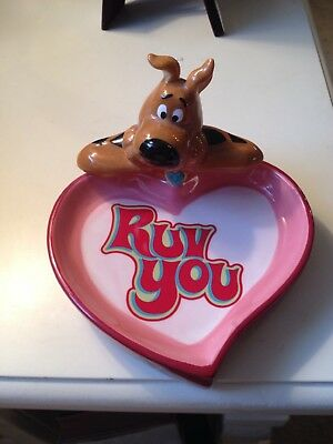 Scooby Doo Dish Ruv You