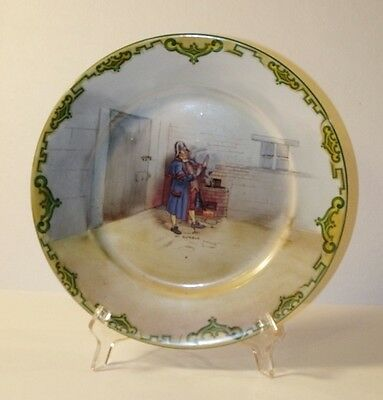 """Grimwades Staffordshire England Upper Hanley Pottery MR. BUMBLE 10-1/2"""" Plate"""