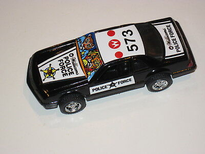 Police Force Williams Pinball Promo Car - Very Hard to Find