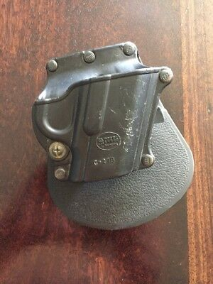 Holster 9mm. Quick Pull & Easy Fit.  Genuine Fobus.