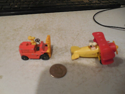 Vintage Snoopy United Feature Syndicate Plane Old Aviva 1965 No 5 C26 Toy 1958