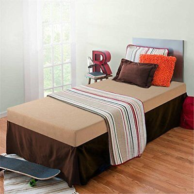 Zinus Memory Foam 5 Inch Bunk Bed Trundle Bed Day Bed Mattress Twin