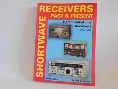 3Rd Edition 470 Pg. Shortwave Receivers Past & Present 3Rd Ed 1942 - 1997
