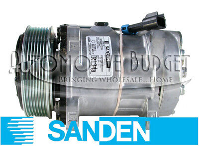 A/C Compressor w/Clutch for Chevrolet Kodiak GMC Topkick - NEW OEM