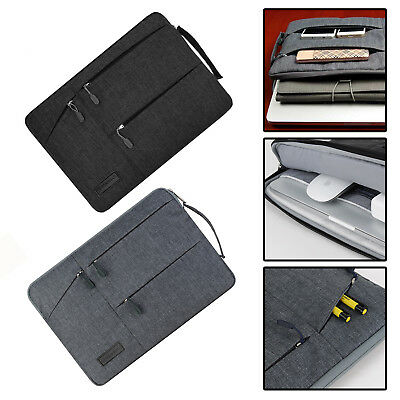 "Laptop Sleeve Bag Case Pouch Shoulder For 12/13/15"" inch Microsoft Surface Pro 3"