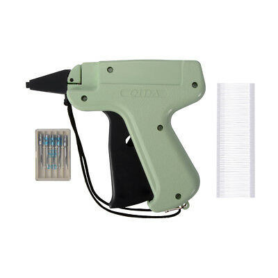Regular Garment Price Brand Label Tag Tagging Gun 1000x 25mm/35mm Barb 5x Needle